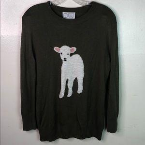 Peter Jensen Baby Lamb Sweater L